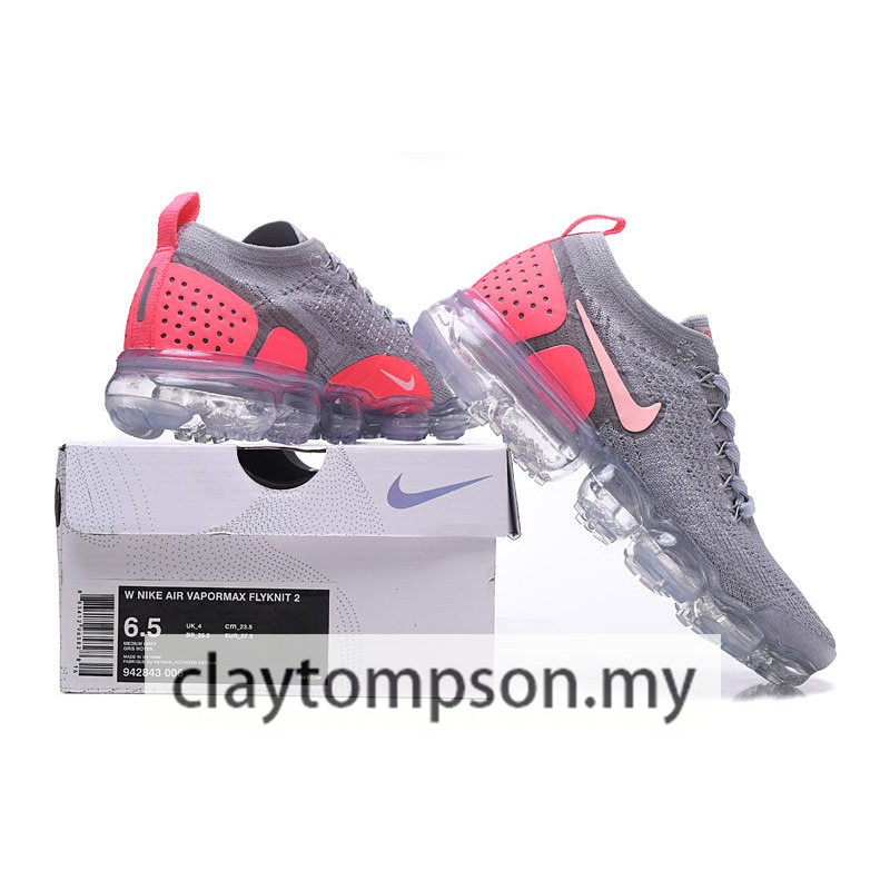 424d32769d99b Nike Air VaporMax Flyknit 2.0 W second generation atmospheric pad wild  jogging s | Shopee Malaysia