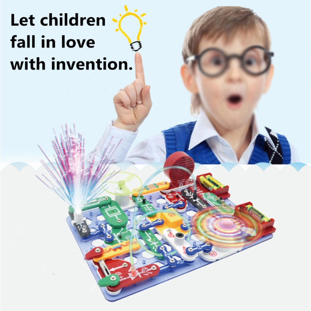 Us Imported Snap Circuits Jr Sc 100 Electronics Discovery Kit Game For Kids Simple The Resources Of Islamic Shopee Malaysia