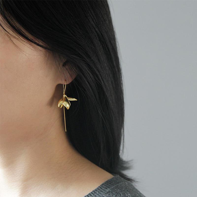 02f05ebc5db Acecare Handmade Designer Fine Jewelry Elegant Magnolia Flower ...