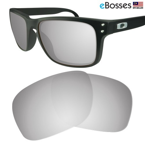 003f433fd3 eBosses Polarized Replacement Lenses for Oakley Holbrook - Titanium ...