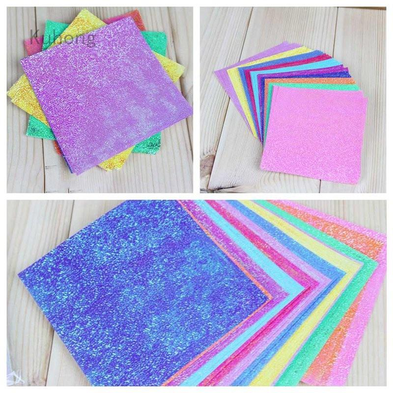 520 Sheets Origami Paper with 10 Colors Easy Folding Double Sided Square Paper for Beginner 7x7cm