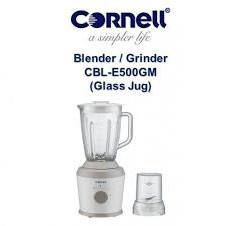 450W 1.5L Cornell Glass Blender with Miller CBL-E500GM