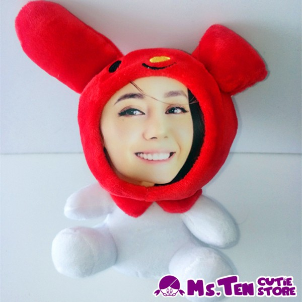 Creative Special Gifts Customized DIY 3D Face Toys Melody