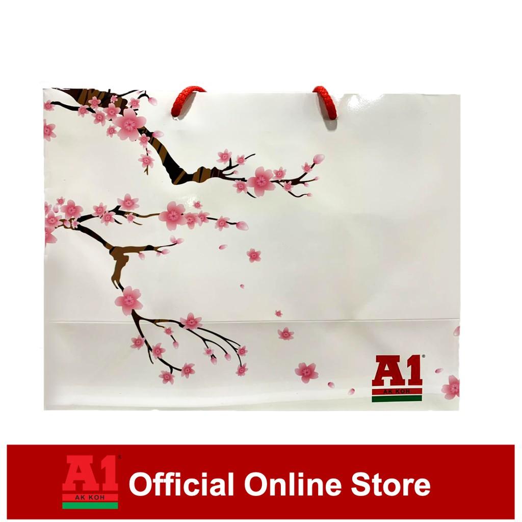 A1 Blossom Gift Bag (Festive Gift Bag)