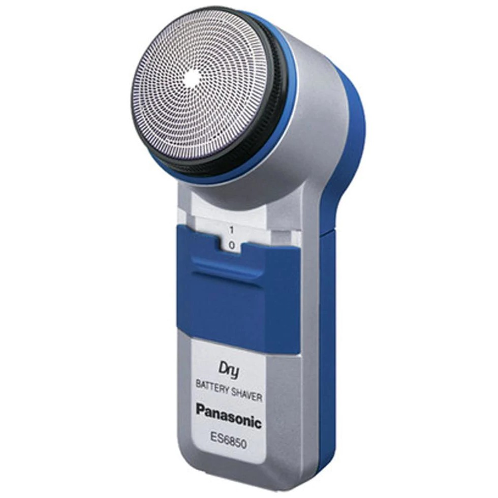 Panasonic Battery Operated Shaver ES6850