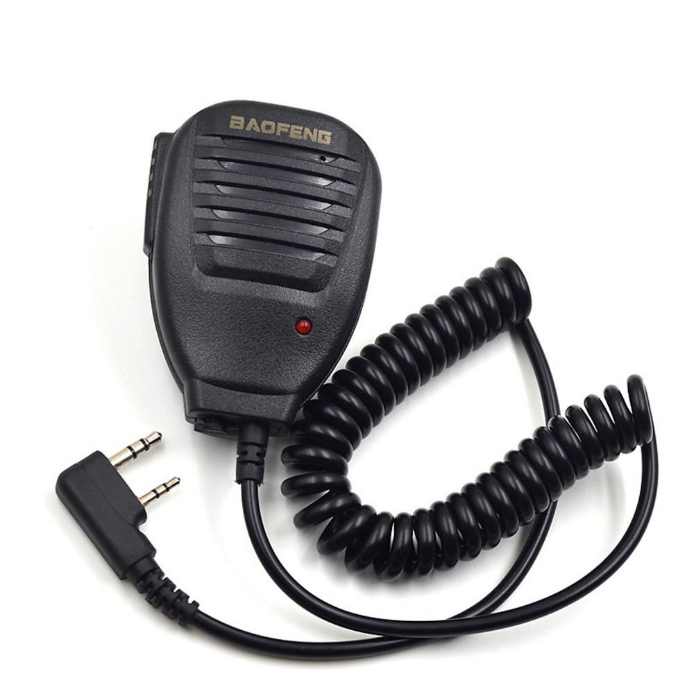 Baofeng BF-S112 Two Way Walkie Talkie Radio Handheld Speaker Mic UV-5R 888S KY