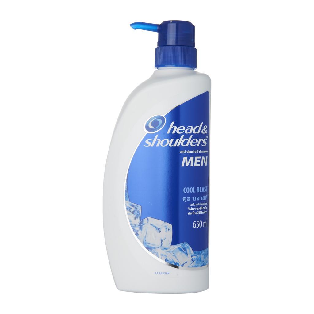 Head Shoulders Anti Dandruff Shampoo Cool Menthol 720ml Shopee 330ml Malaysia