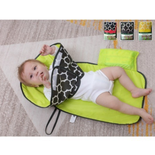 *Ready Stock* Jatino Portable Waterproof Diaper Changing Mat