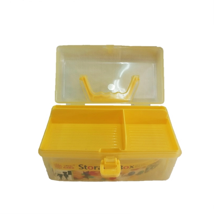 MALAYSIA: BOX SIMPAN MAINAN, ALAT TULIS, ALAT MAKE UP, ALATAN TANGAN/ Portable Plastic Storage Boxes