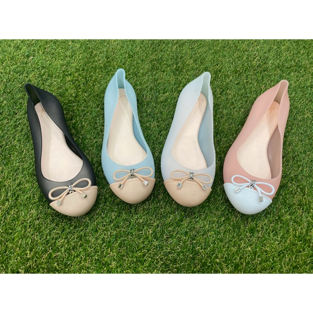 Jelly ribbon new in! Size:36-40 in stock นิ่มมาก น