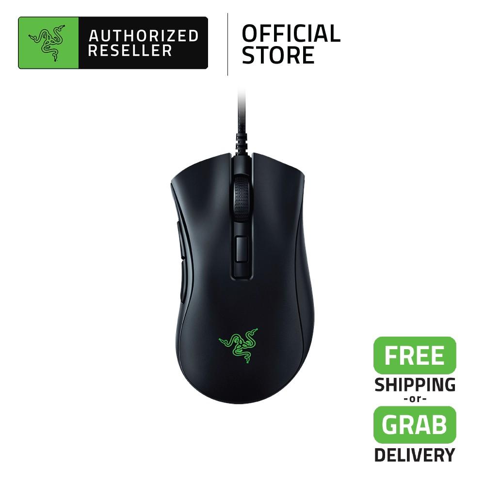 Razer DeathAdder V2 Mini Ultra-Lightweight Ergonomic Gaming Mouse