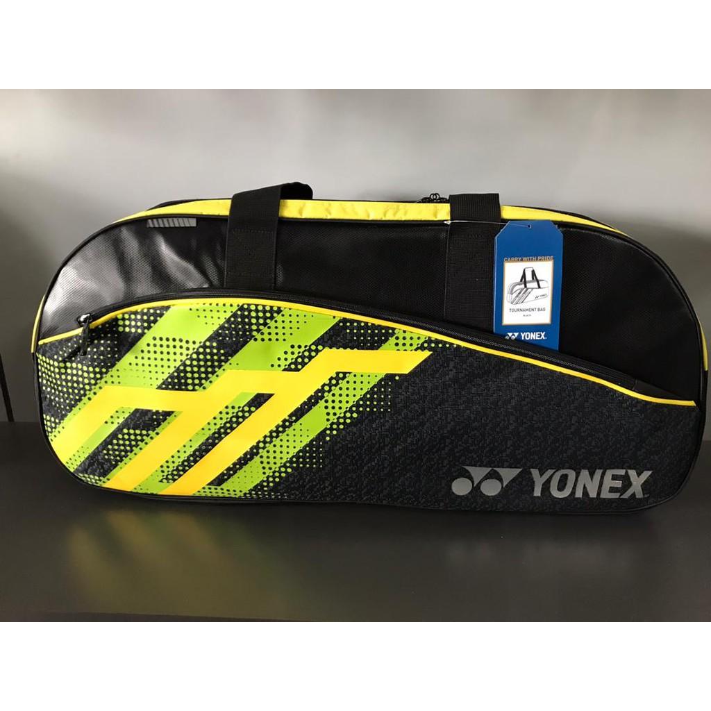 Yonex Tournament Badminton Bag SUNR LSQ09MS2 BT-6-S