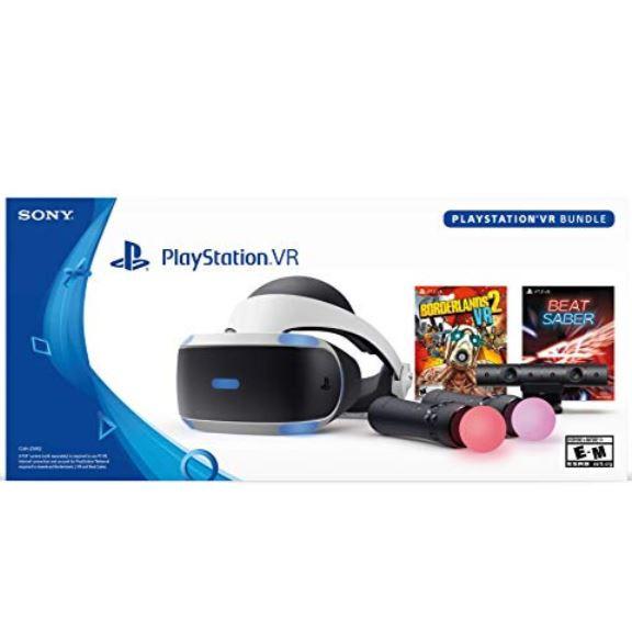 PlayStation VR Borderlands 2 and Beat Saber Bundle | Shopee