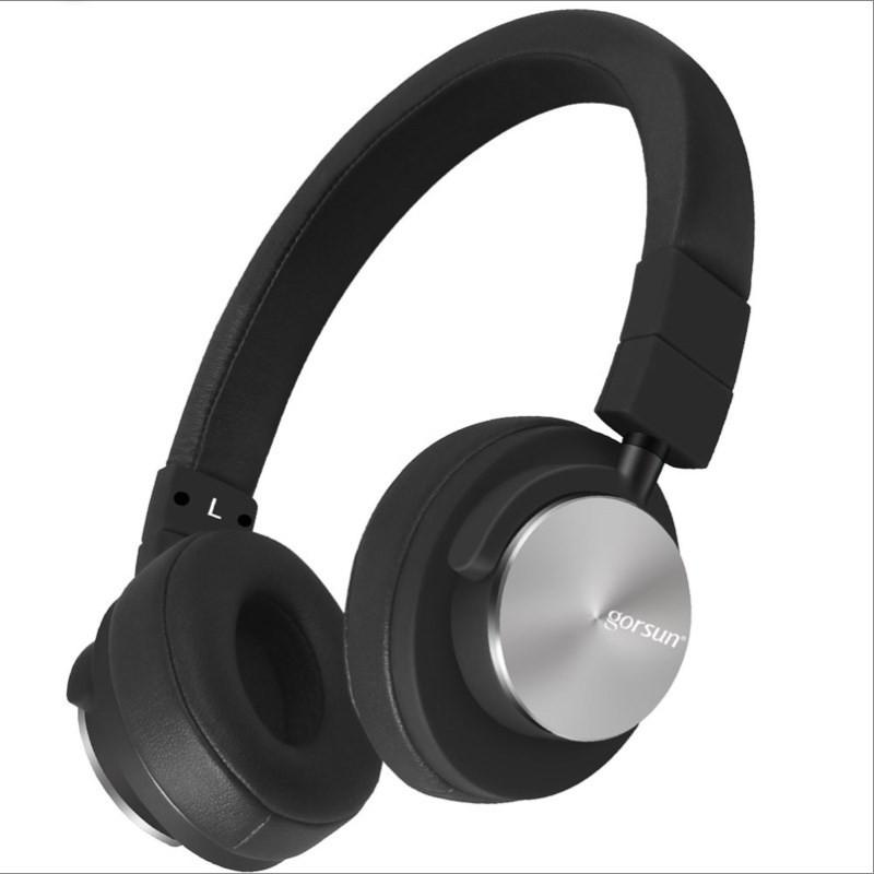 GORSUN E89 Wireless Sports 4.1 Bluetooth headphones Super Bass Portable Foldable   Shopee Malaysia