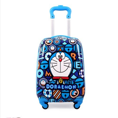 f93291c9db Kids Luggage 18 Inches Travel Cardan Wheel Suitcase 4 Wheels Waterproof