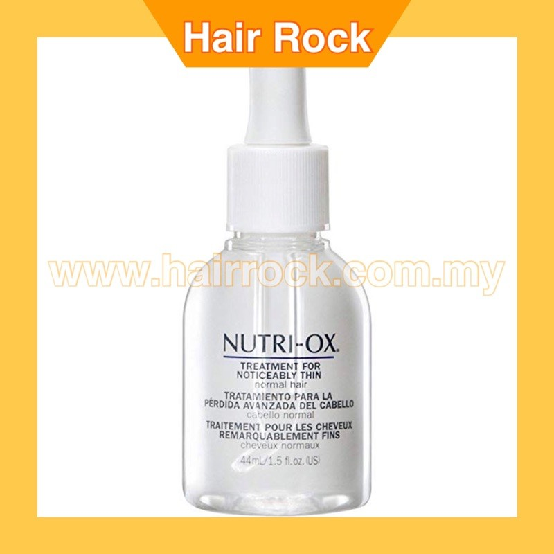 Nutri-Ox Treatment For Noticeably Thin Step 3B-(for normal hair) 44ml