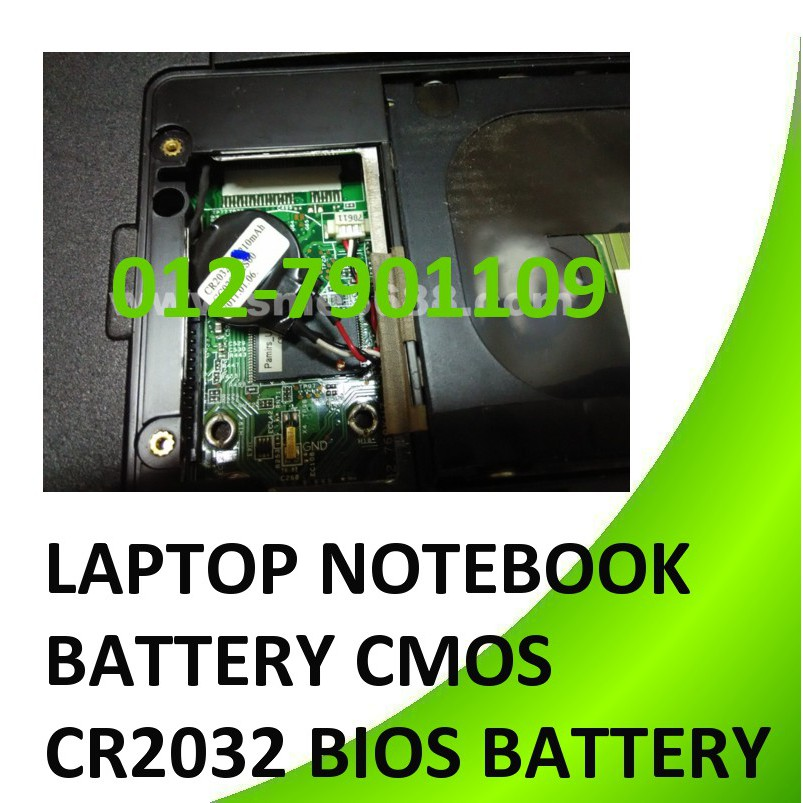 Notebook laptop 2 pins / 3 pins CMOS Bios Battery RTC Computer 3V CR