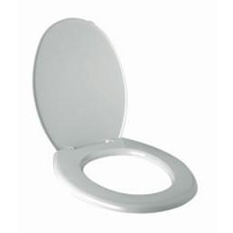 Vinyl Medium-duty Toilet Seat Cover TPE 2002 Bathroom Accessories Penutup Tempat Duduk Tandas/Penutup Tandas Bilik Mandi
