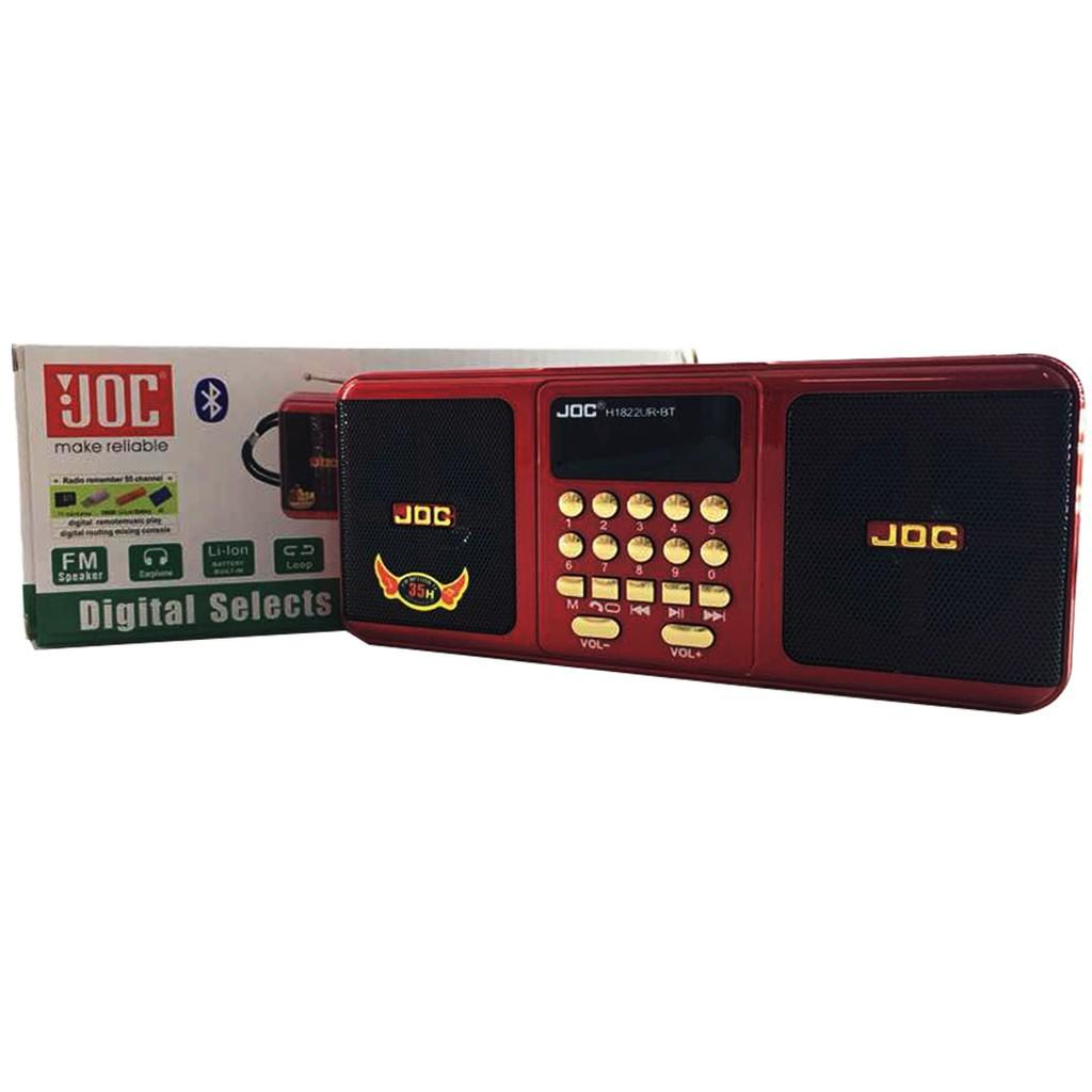 Islamic JOC H1822BT MP3 Radio Al-Quran