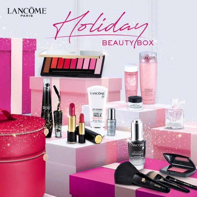 Lancome The Beauty Box Gift Set 2019 Shopee Malaysia