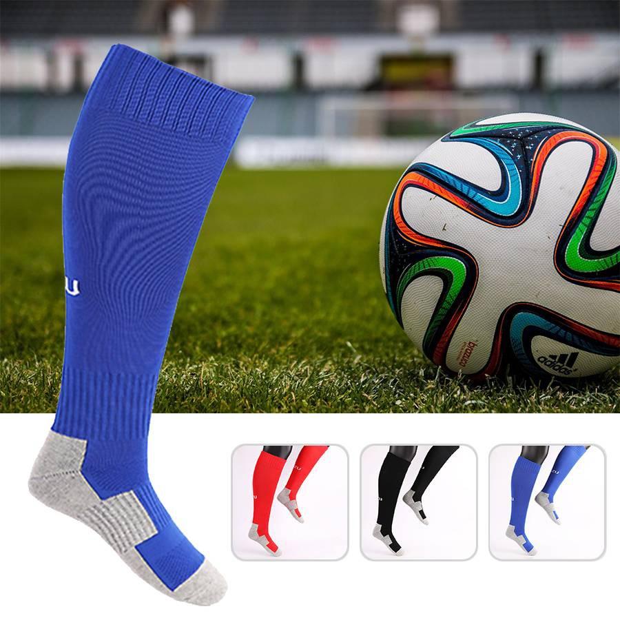 Men Women Sport Football Soccer Long Socks Baseball Hockey Over Knee High | Shopee Malaysia