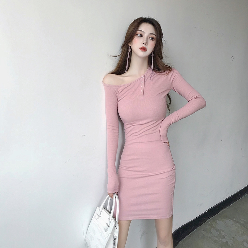 740c636e118ba3 Europe and the United States package hip sexy dress 2019 new women's  clothing | Shopee Malaysia