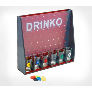 Exciting Drinking Games