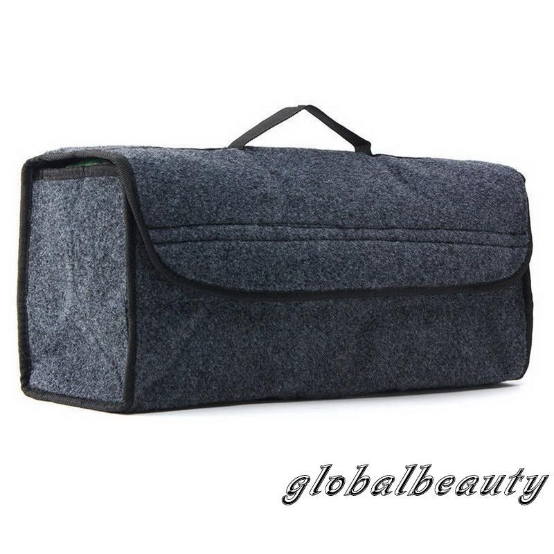 Large Car Van Carpet Boot Storage Bag Organiser Tools Breakdown Travel Tidy New