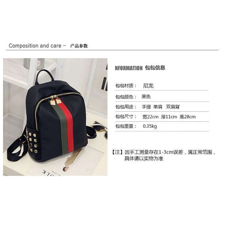 EVON PREMIUM BG002 BG003 KOREAN DESIGNATED FASHION CASUAL WOMEN LADIES BACKPACK CARRY BAG SHOULDER BAG