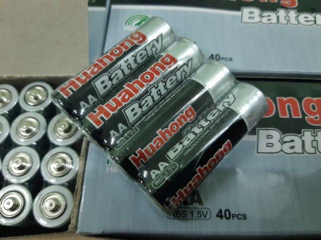 (READY STOCK) HUAHONG AA AND AAA Battery 4pcs.