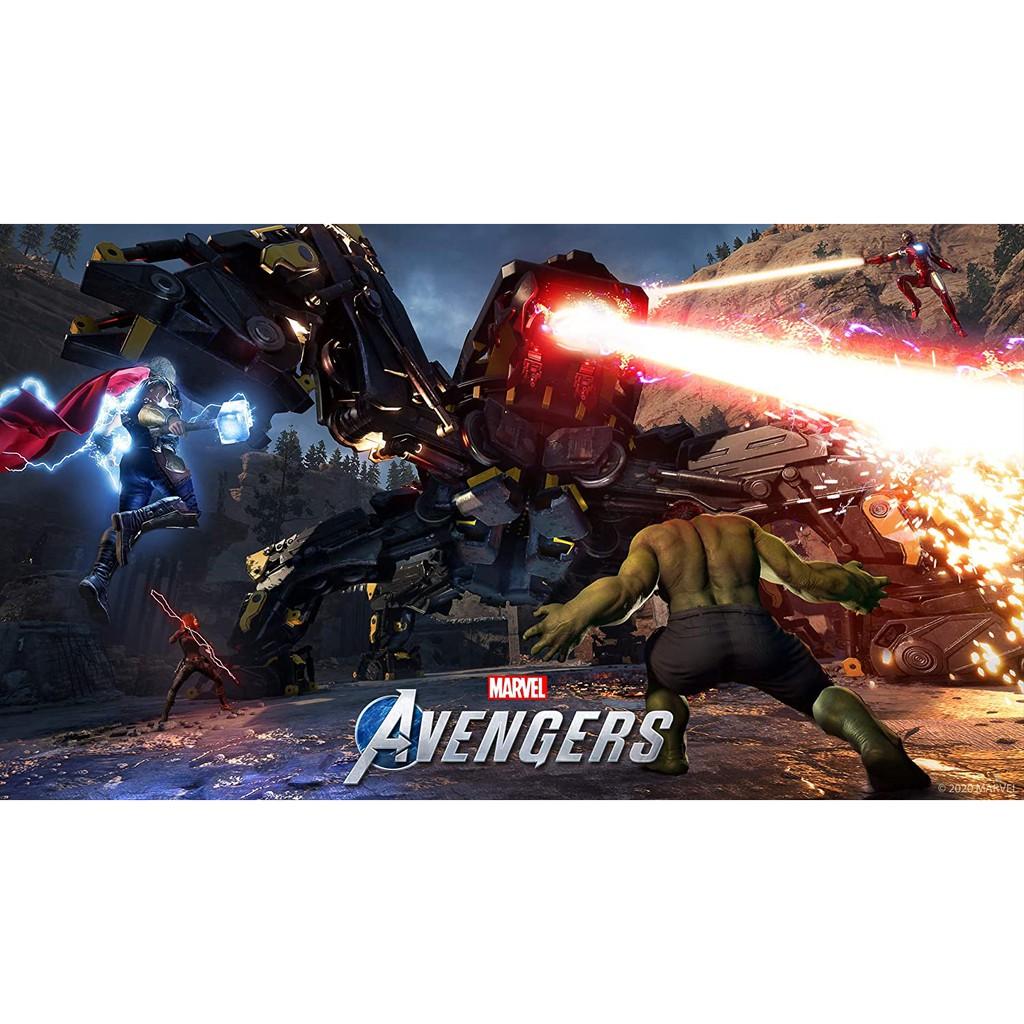 Marvel's Avengers [PC STEAM DIGITAL CODE]