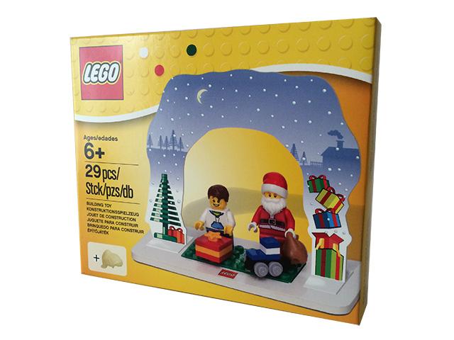 LEGO Seasonal 850939 Santa Set