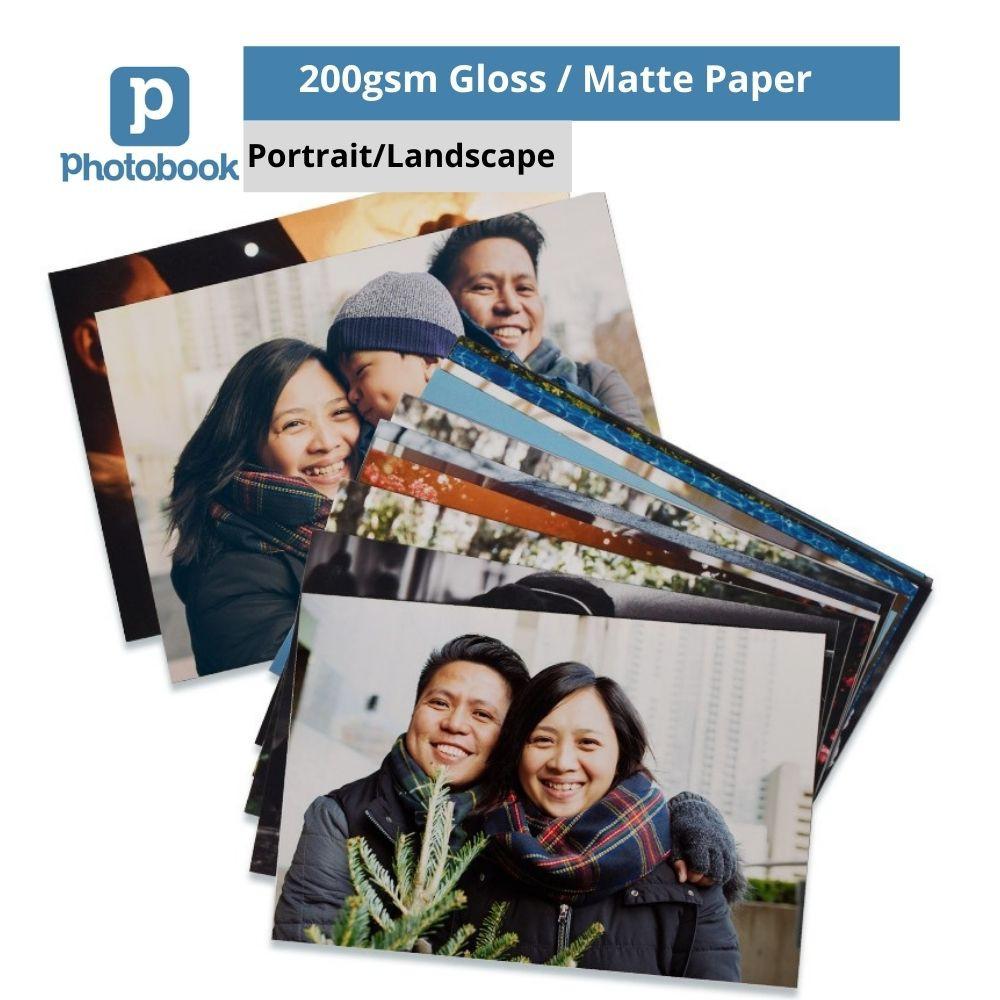 Photobook Malaysia 4R Photo Prints (200s)