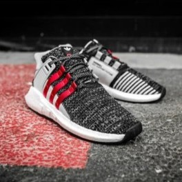 100% authentic dde68 5aaa9 【ready stock】100%original Adidas EQT Boost Overkill men running sneakers