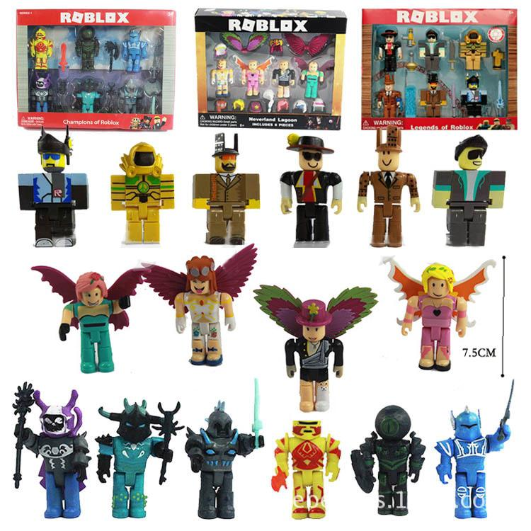 Ultimate Collection Roblox 24 Figures set PVC Game Roblox Toys 7.5cm Boxed Gift