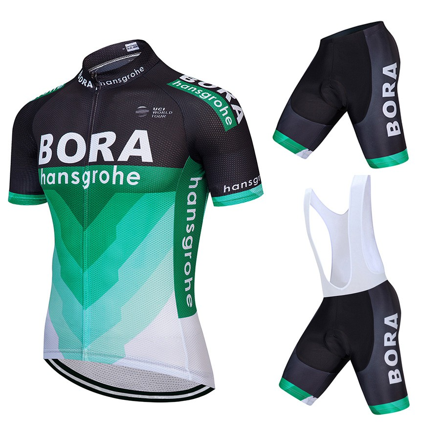2018 Team Bora Cycling Jersey Set Bike Clothing (Can Choose diffirent Size)   e8788c9f0