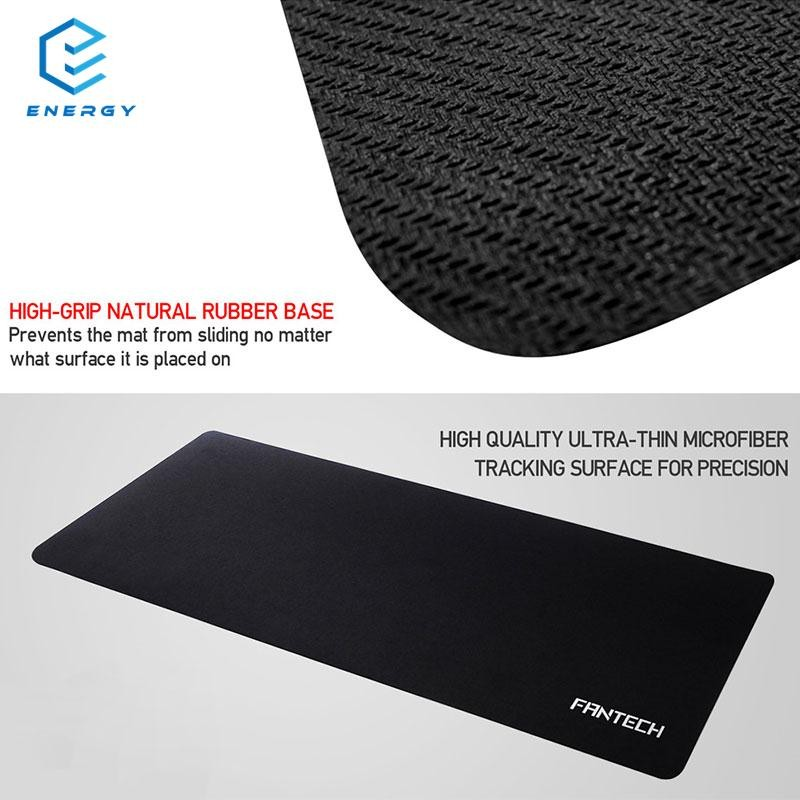 EGY MP64 Office Mouse Keyboard Pad Mat High Quality Super Smooth Non Slip  Black