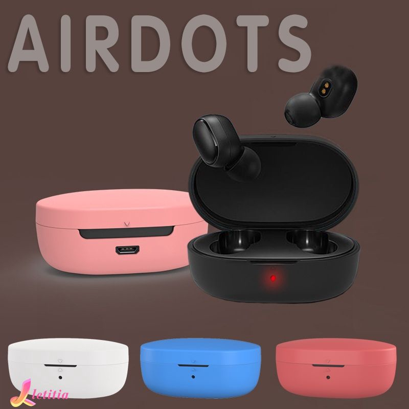 Sleeve Upgrade Thickened With Charging Light Hole For Redmi Airdots Headset Cover Le
