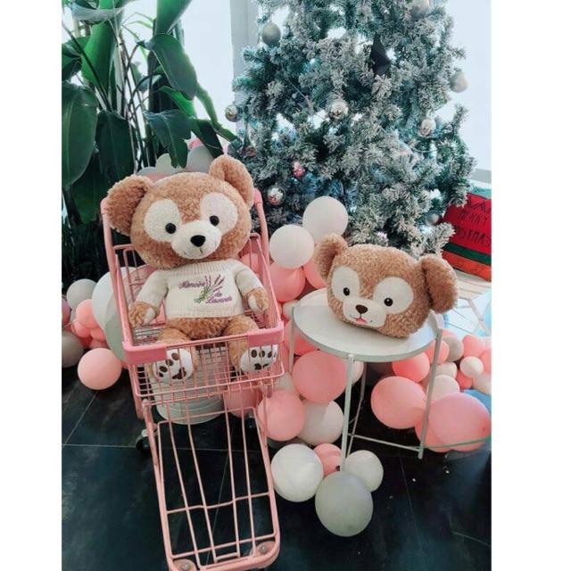 ตุ๊กตาหมอนผ้าห่มหมี คู่ชายหญิงน