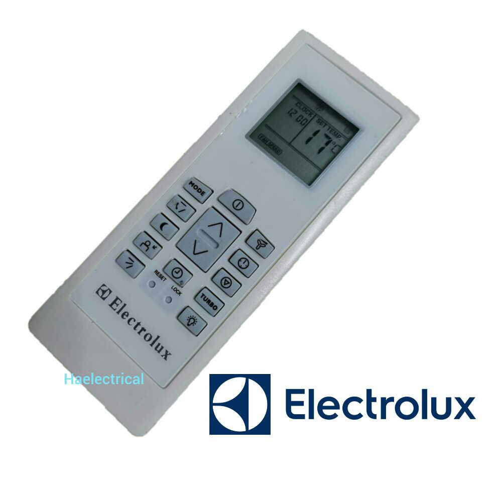 Electrolux air cond remote control