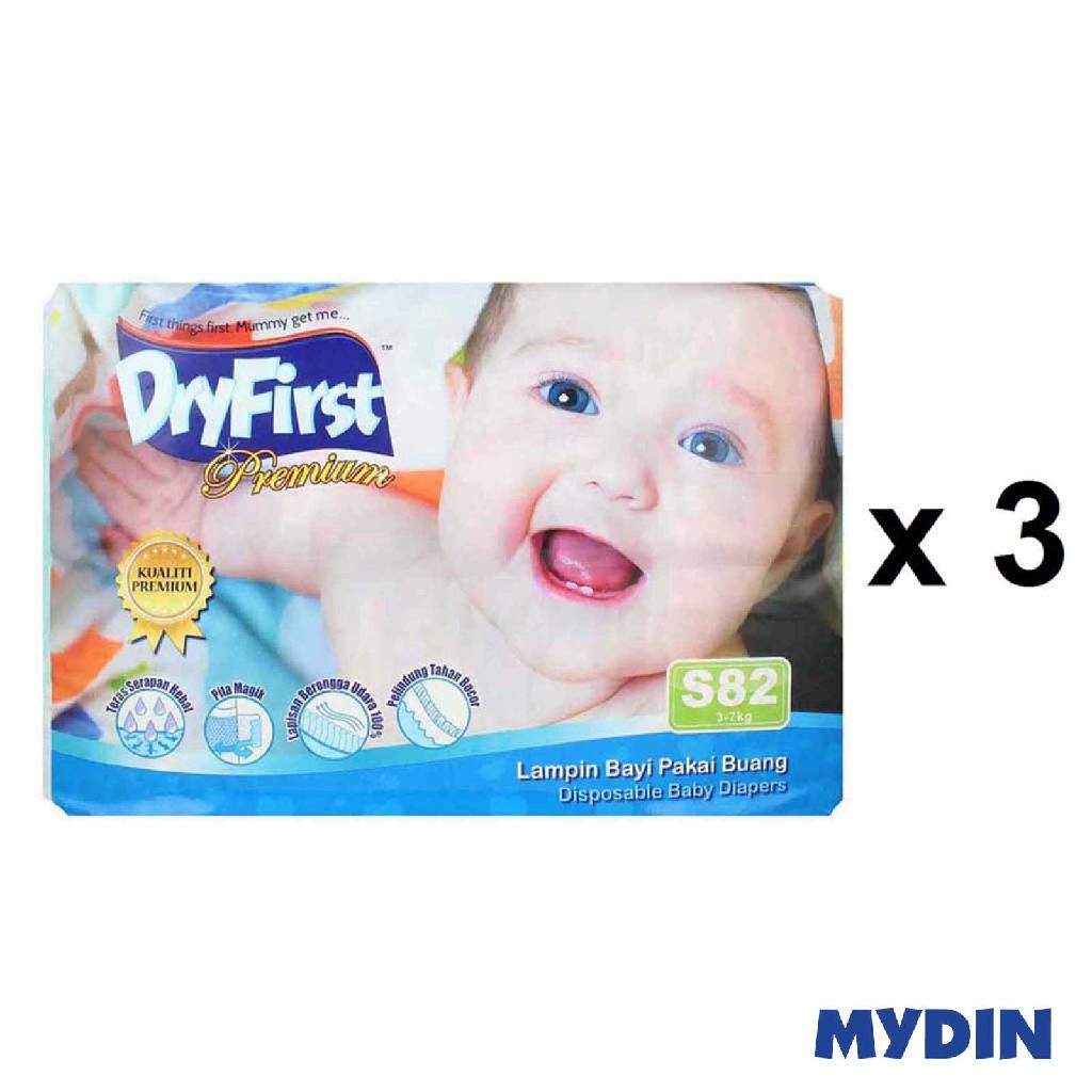 Dryfirst Premium Mega S82 (3 Pack)