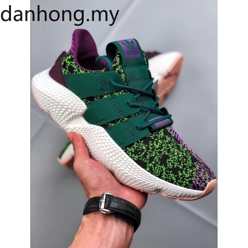 """88049c72f98 Dragon Ball Z x Adidas Sneakers Prophere """"Cell"""" D97053 Sha"""