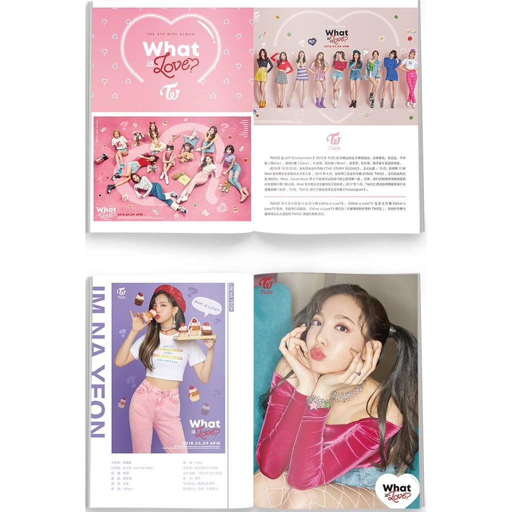TWICE 写真集album kpop   Shopee Malaysia