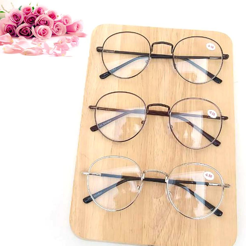 แว่นสายตาสั้น - 0.50 ถึง 4.00 (