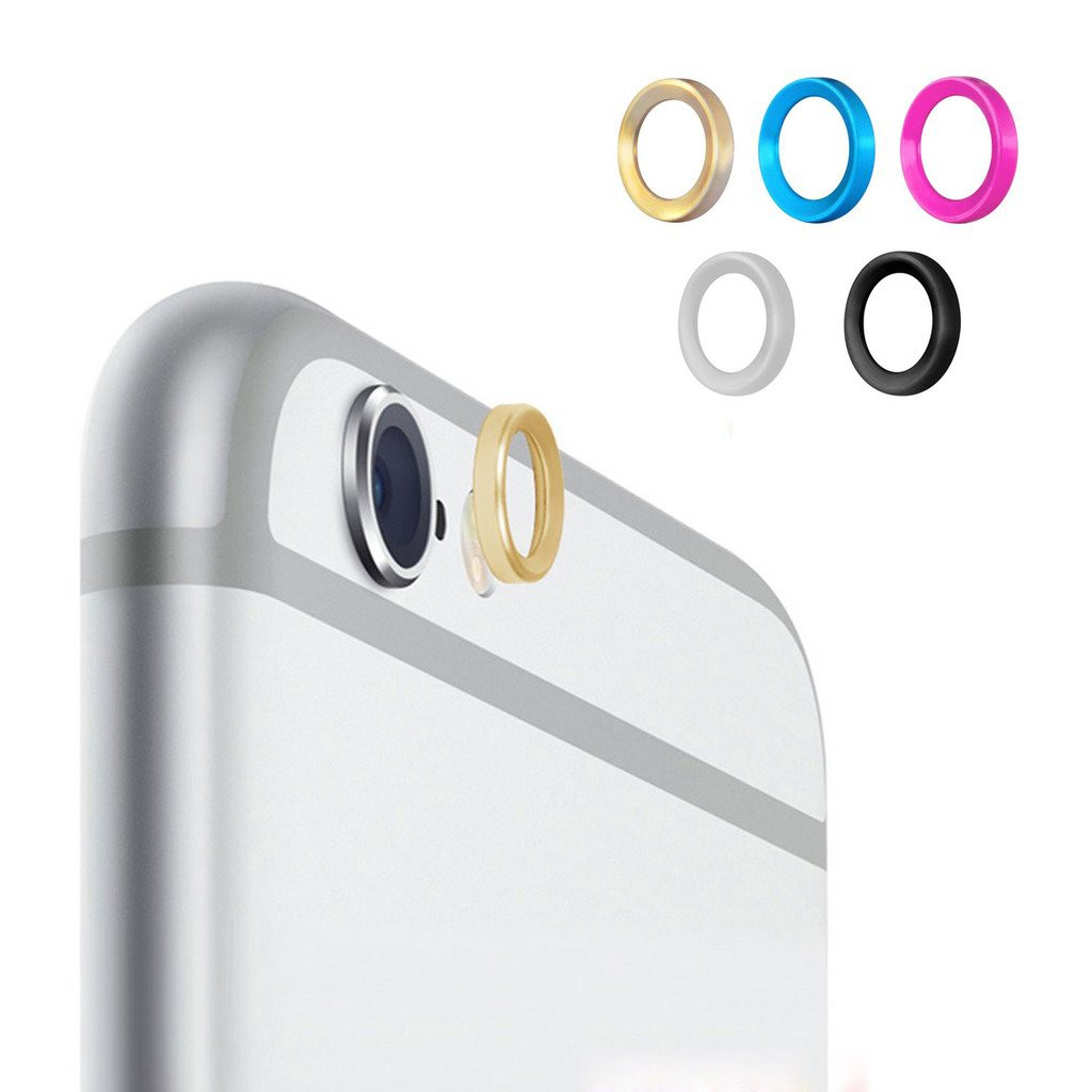 Camera Lens Protective Case Cover Ring Installed Iphone 6 6s 6