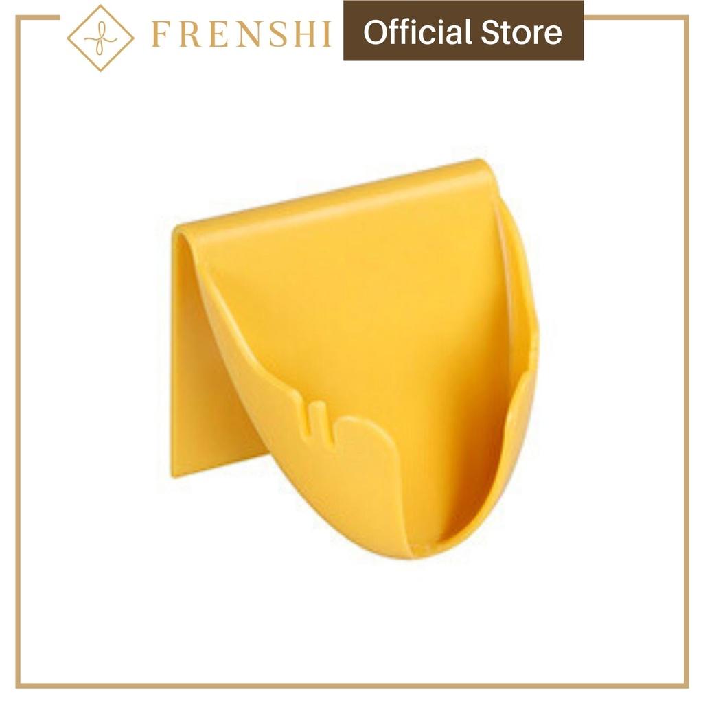 CREATIVE NON-PERFORATED DRAIN SOAP HOLDER  BATHROOM (FRENSHI)