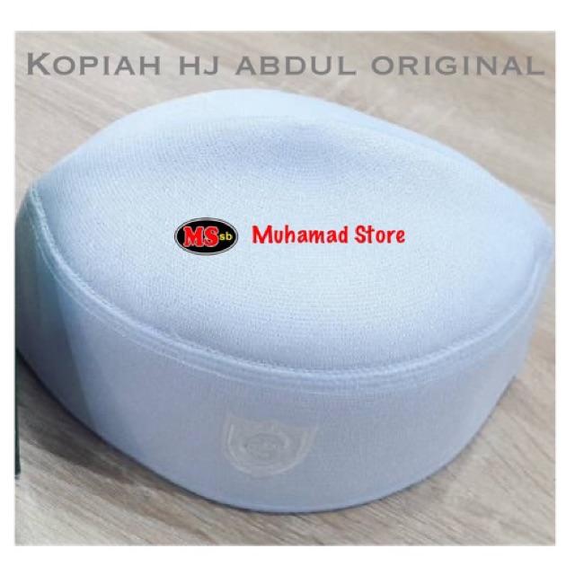 Kopiah Haji Abdul Original !!!