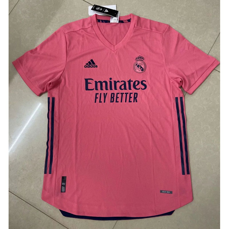 Player Issue Jersey 20 21 Real Madrid Home Away Jersi Shopee Malaysia