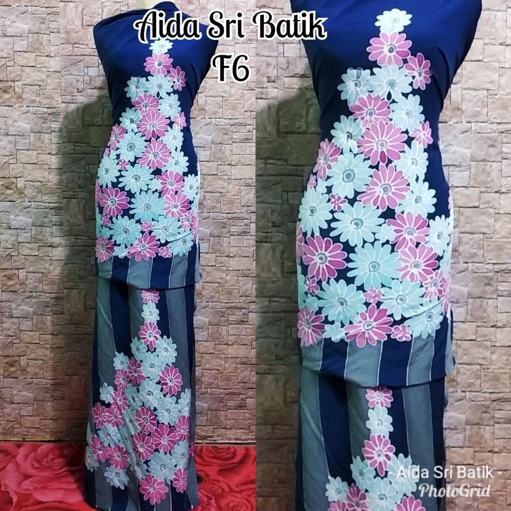 Batik Cotton/ Batik Lukis/ Kain Pasang/ Mini Kurung/ Batik