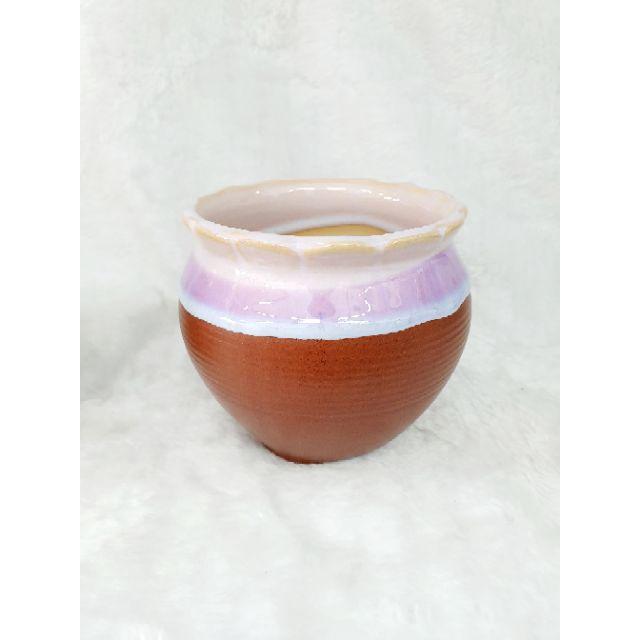 Pasu Ceramic Berkualiti Size 10cm x 10cm (1 pcs)[FPC-QL012]
